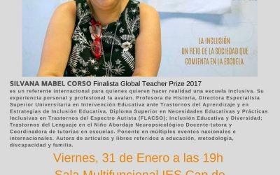 Conferencia entramado de una escuela inclusiva